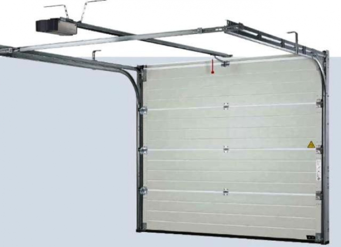 Vitman Cerrajeros: Motores para puertas - Seccionales