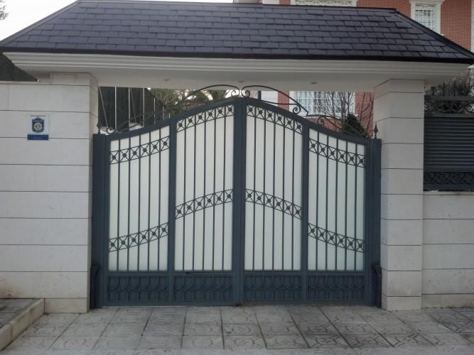 Vitman Cerrajeros: Puertas - Batientes