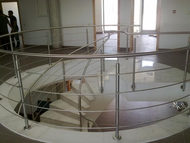 Vitman Cerrajeros: Carpintaria Metalica - Barandillas