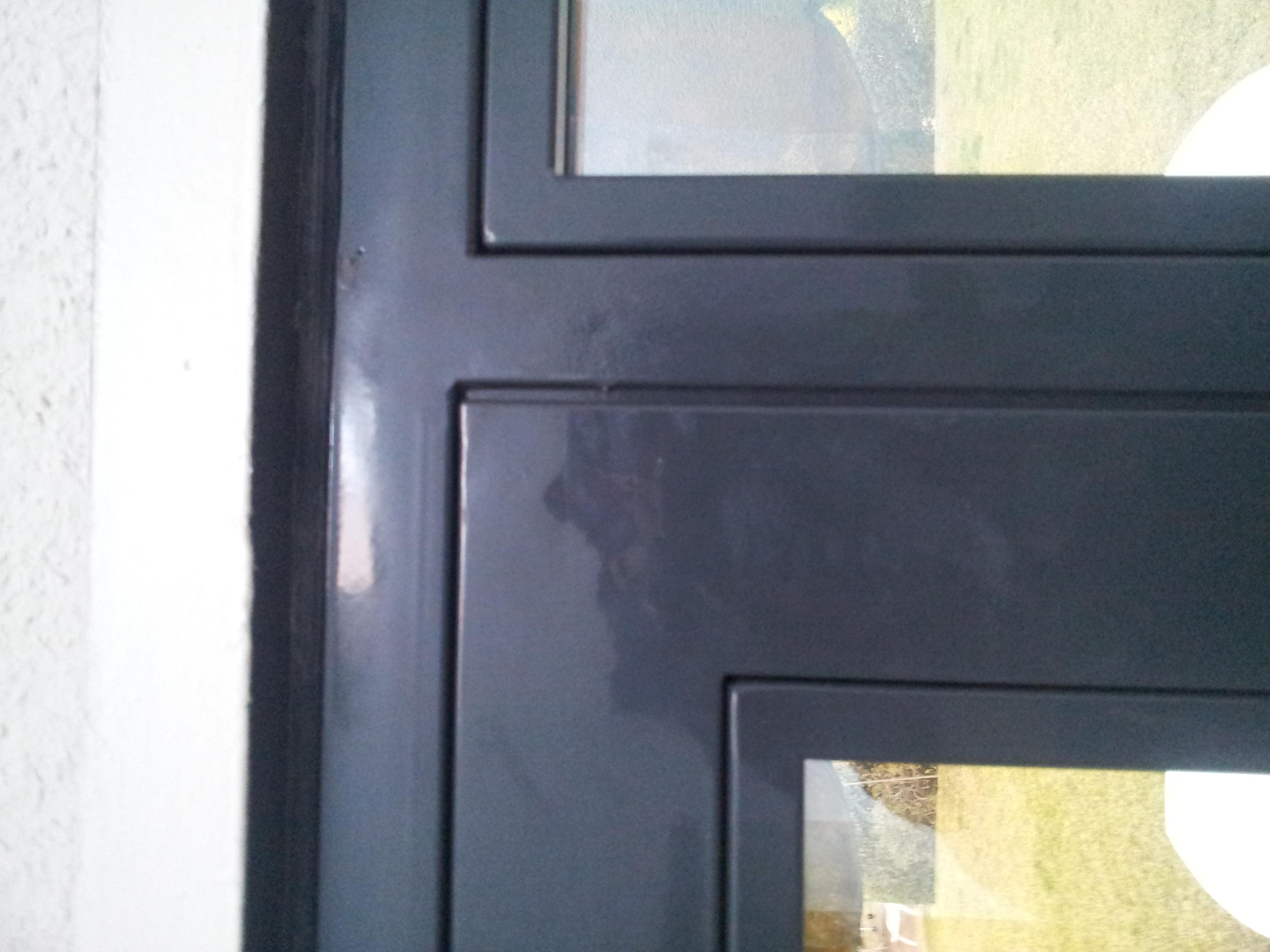 Puerta entrada a vivienda hermetica for Puerta entrada vivienda